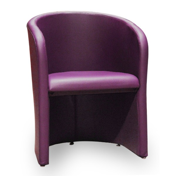 fauteuil cabriolet violet maison design. Black Bedroom Furniture Sets. Home Design Ideas