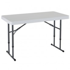 TGP-2941 Table de réception pliante ajustable 4 personnes