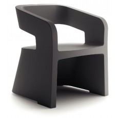 SK-KARLA-XG Fauteuil 1 place anthracite