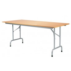 NS-RICO Table rectangulaire pliante